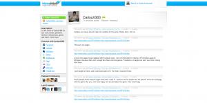 CarlosX360 IntenseDebate