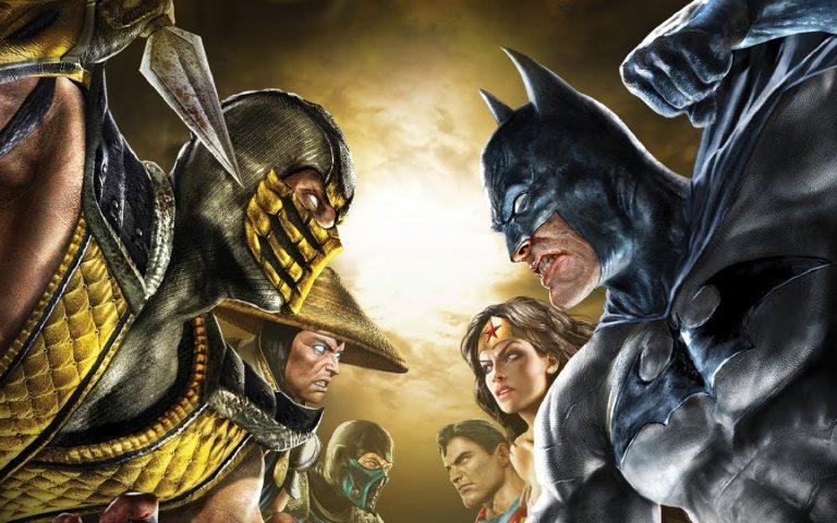 MK vs DC Universe
