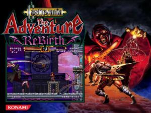 Castlevania Rebirth