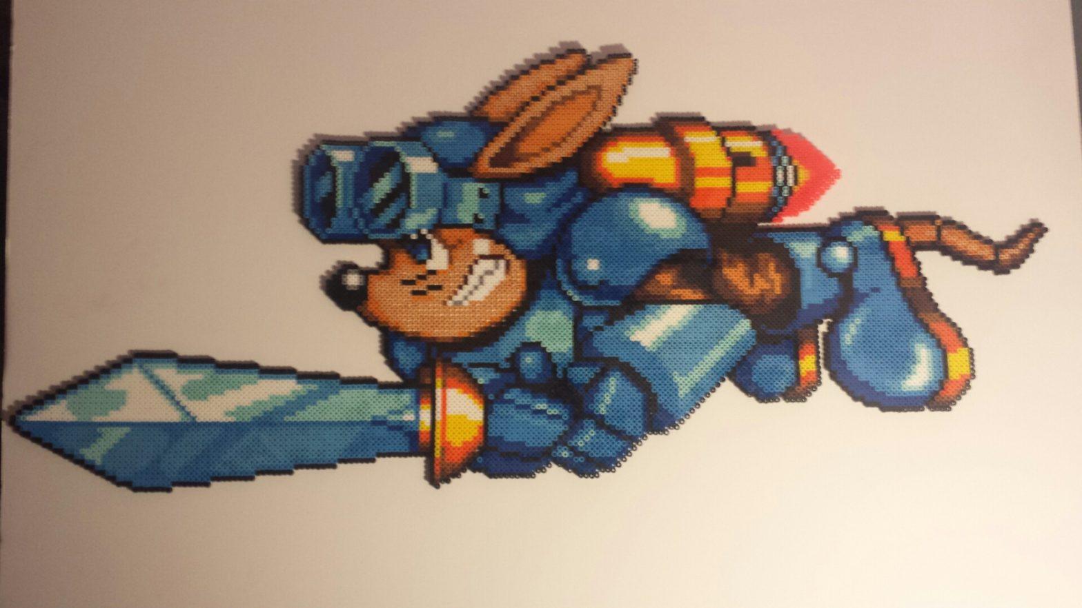 Rocket Knight Adventures