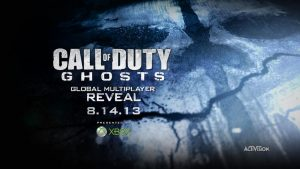 CODGhosts MP Reveal