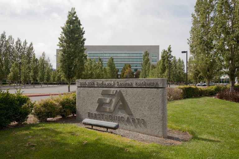 Electronic Arts in Redwood City, CA