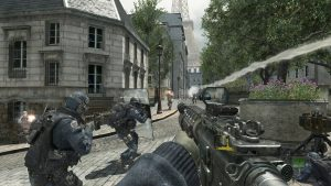 Call of Duty Modern Warfare 3 Gameplay