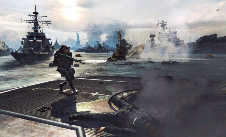 War In MW3