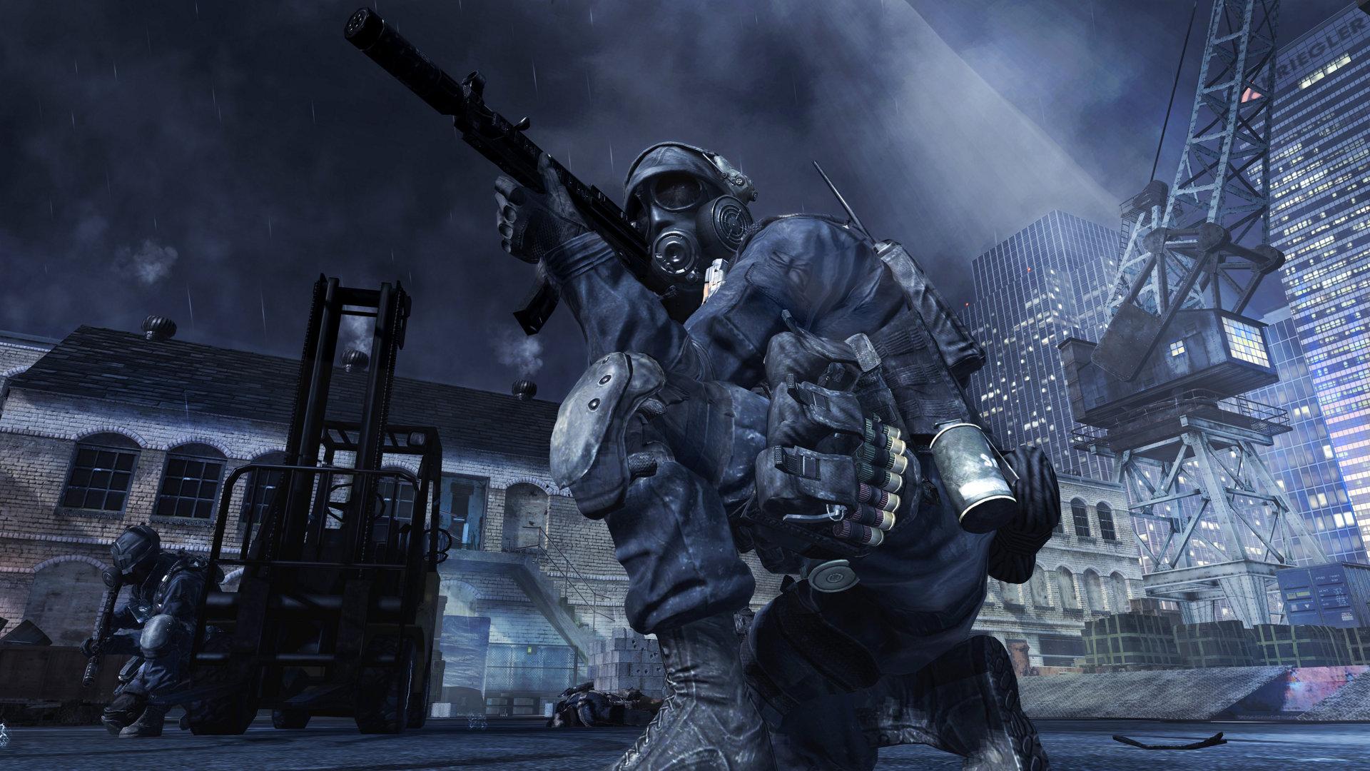 Modern Warfare 3 Delta Force
