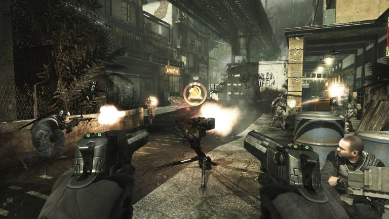 Call of Duty MW3 Gameplay