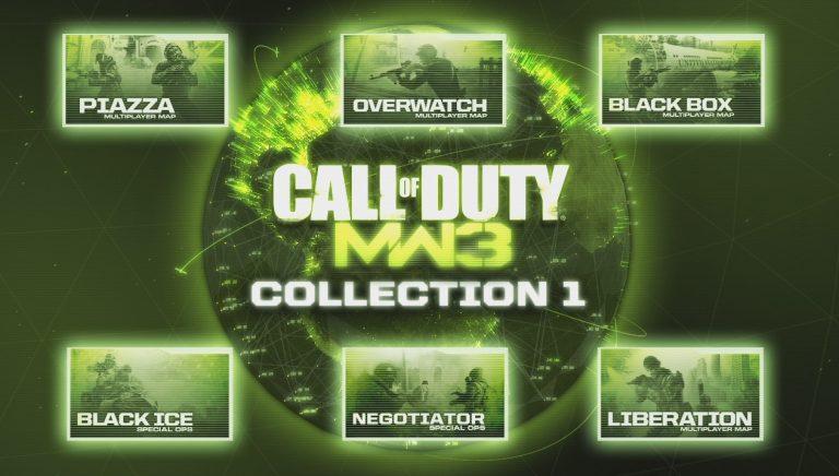 MW3 Content Drop 1