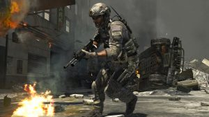 Modern Warfare 3 Soldier