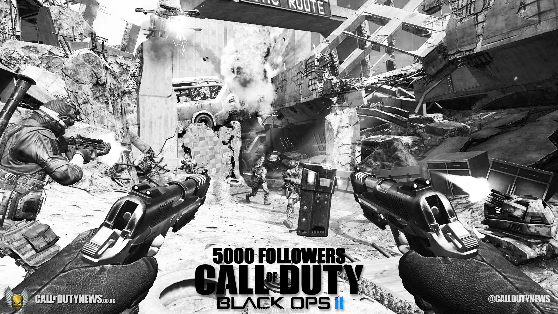 Black Ops 2 Wallpaper 79 5000 Followers Destroyrepeat Destroy