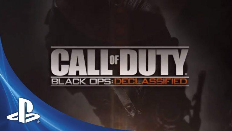 Black Ops Declassified