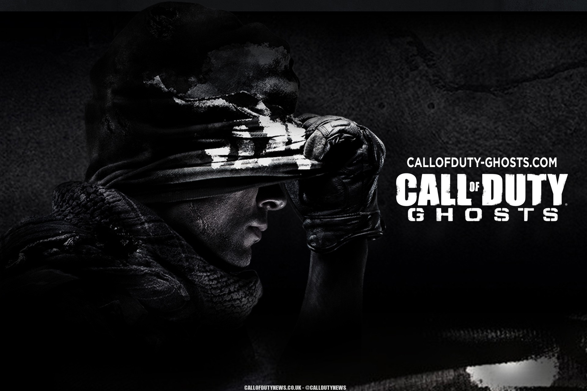 Cod Call Of Duty Ghosts Wallpaper 12 Destroyrepeat Destroy Repeat