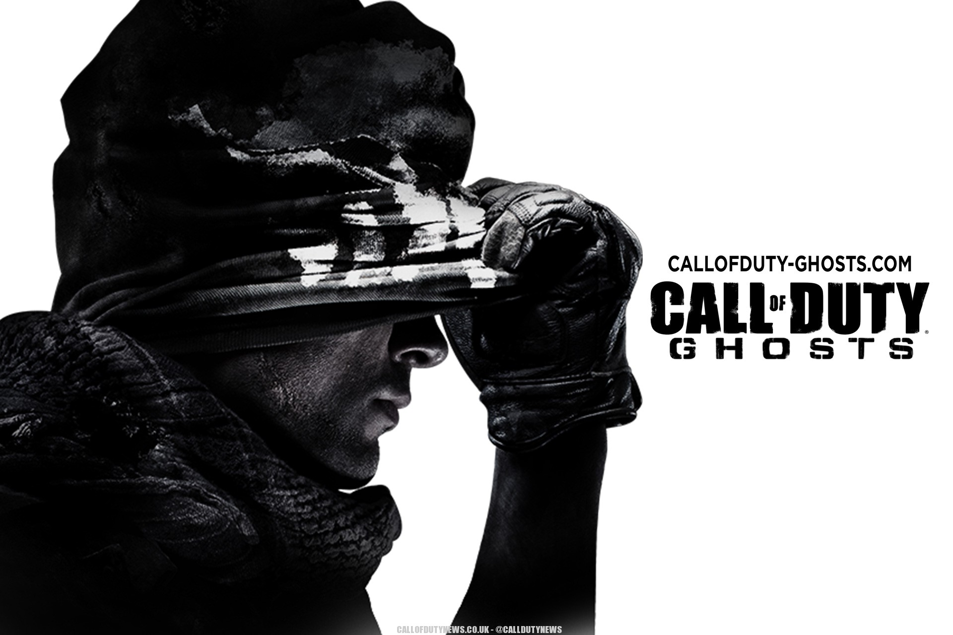 Cod Call Of Duty Ghosts Wallpaper 13 Destroyrepeat Destroy Repeat