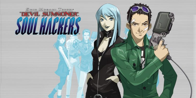 Devil Summoner Soul Hackers