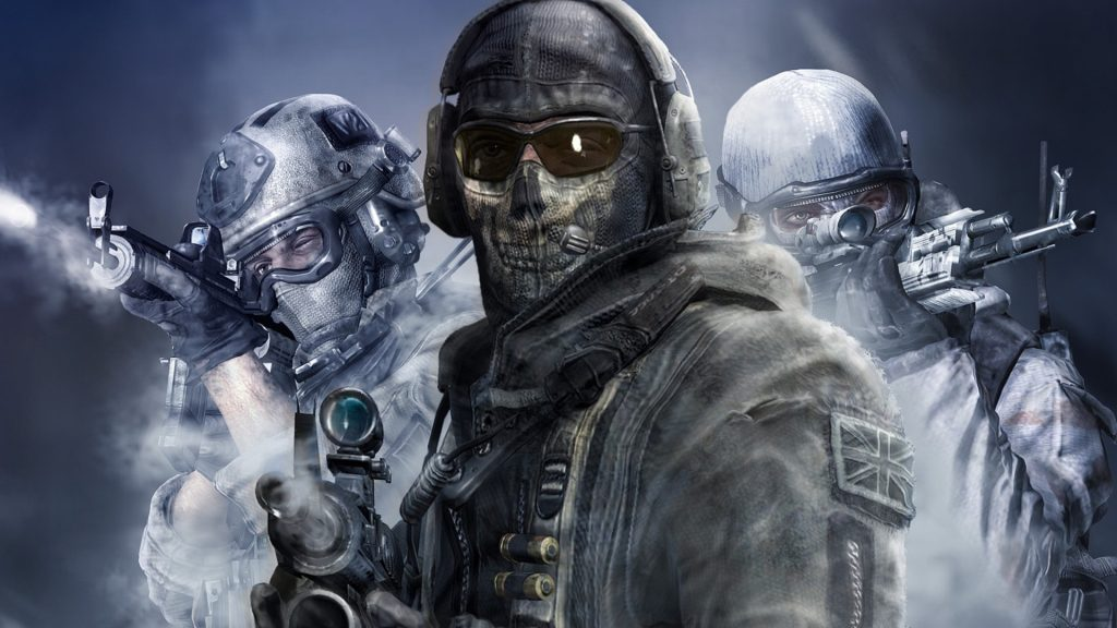 Modern Warfare 4 Will Be The Beginning Of A New Trilogy Destroyrepeat Destroy Repeat