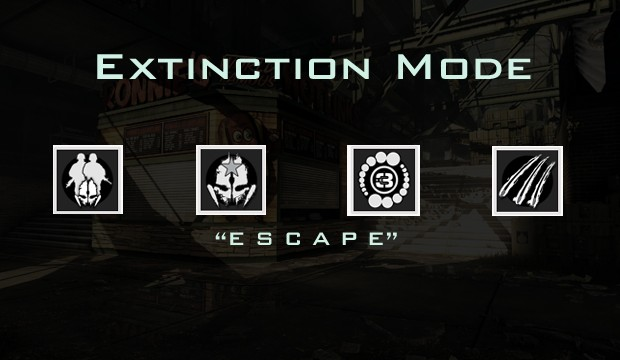 Extinction Mode Info Coming Soon