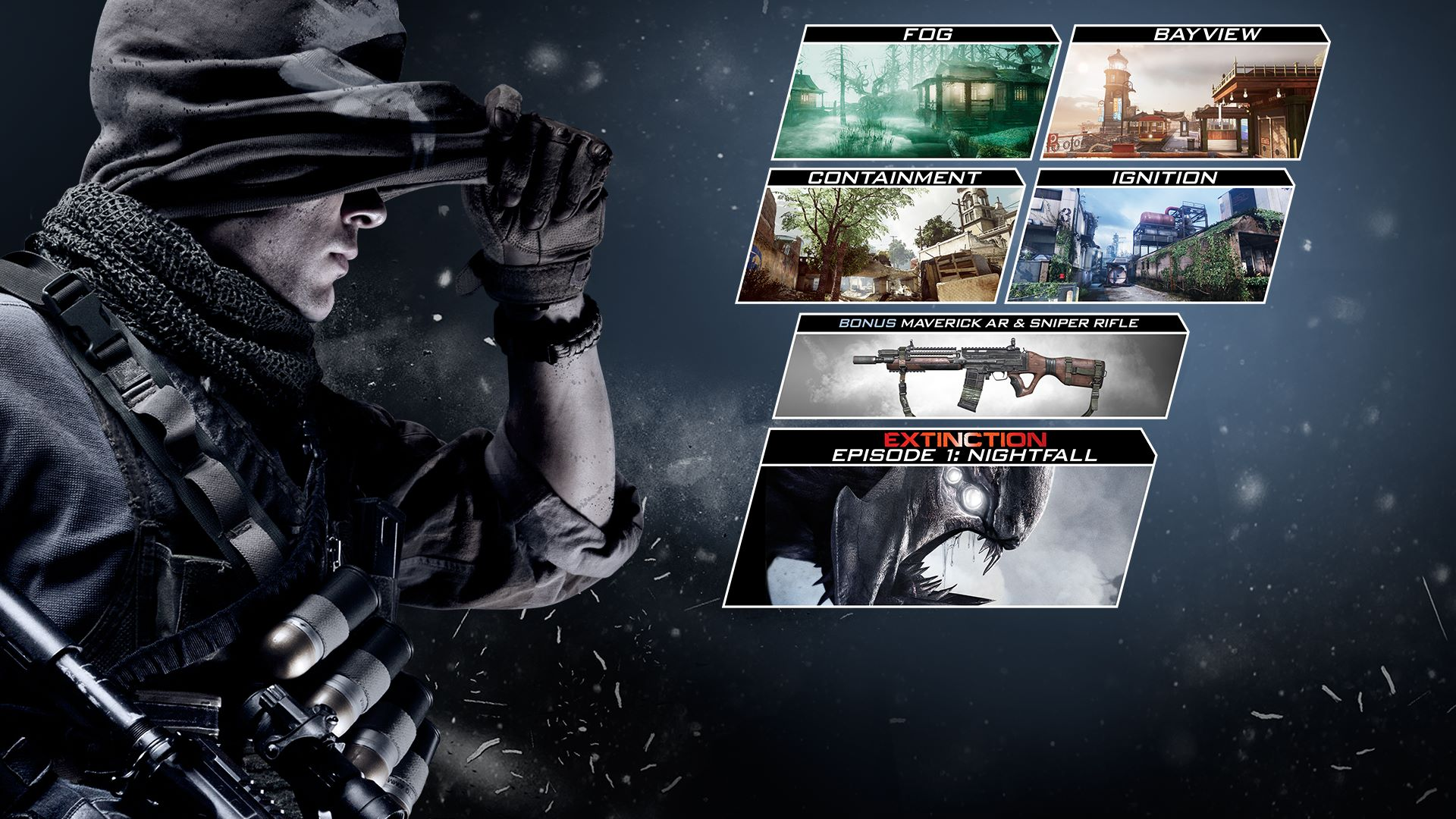 Call of Duty Ghosts Onslaught