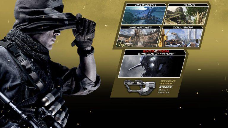 Call of Duty Ghosts Devastation