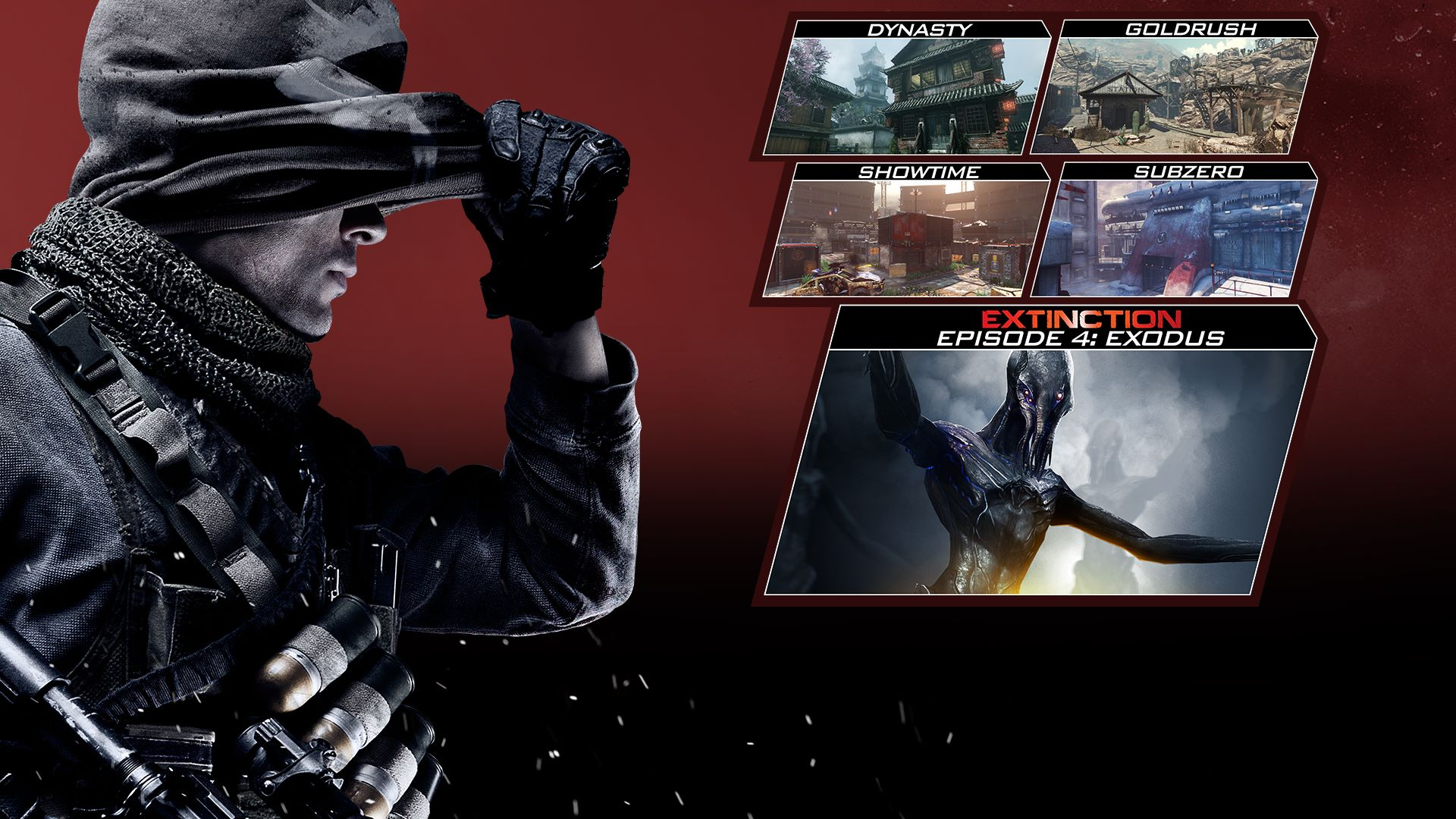 Call of Duty Ghosts Nemesis