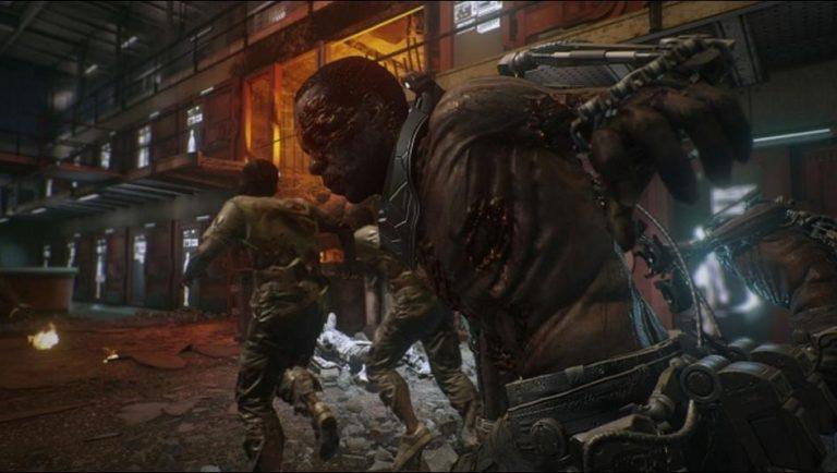 CODAW Exo Zombies