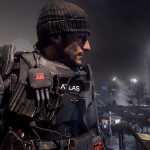 Advanced Warfare's Atlas operator