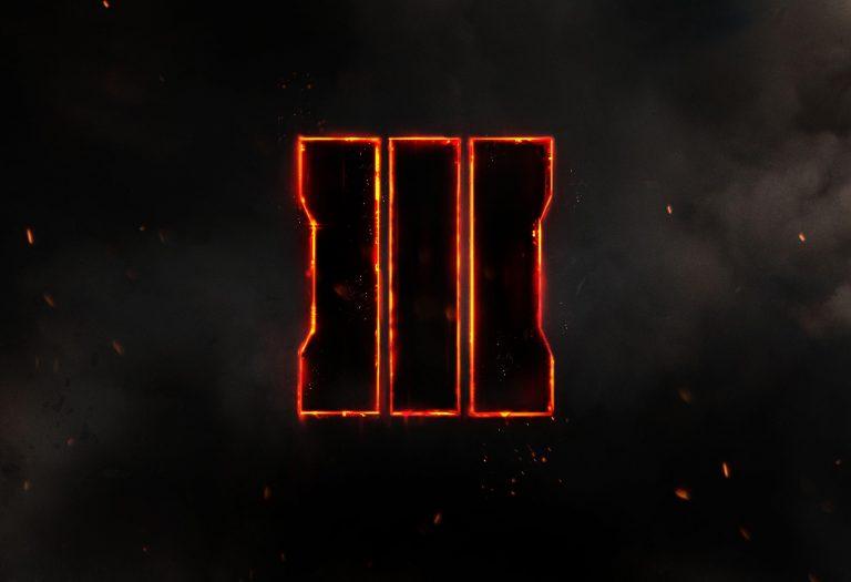 BO3 Logo Wallpaper