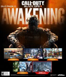 BO3 Awakening Poster