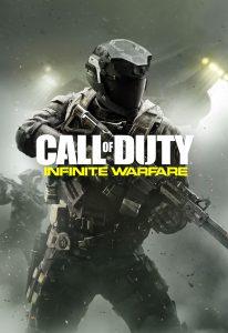 COD Infinite Warfare Box Art