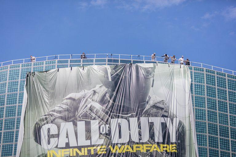 Infinite Warfare at E32016