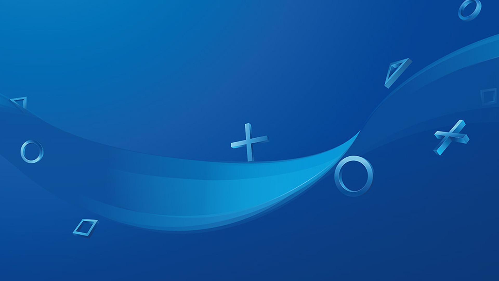 PlayStation 4 Background