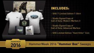 Hammer Box 2016