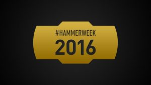 Hammer Week 2016