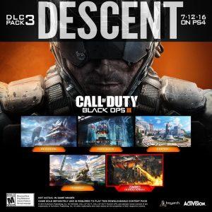 BO3 Descent Poster