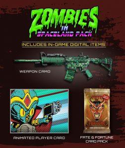 CODIW Zombies Bonuses