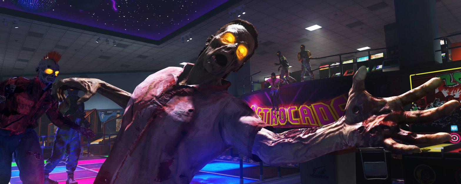 CODIW Zombies Revealed