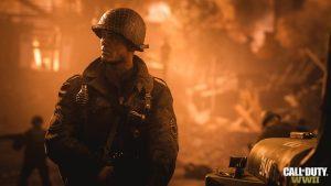 COD WW2 Soldier