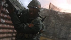 COD WWII Multiplayer