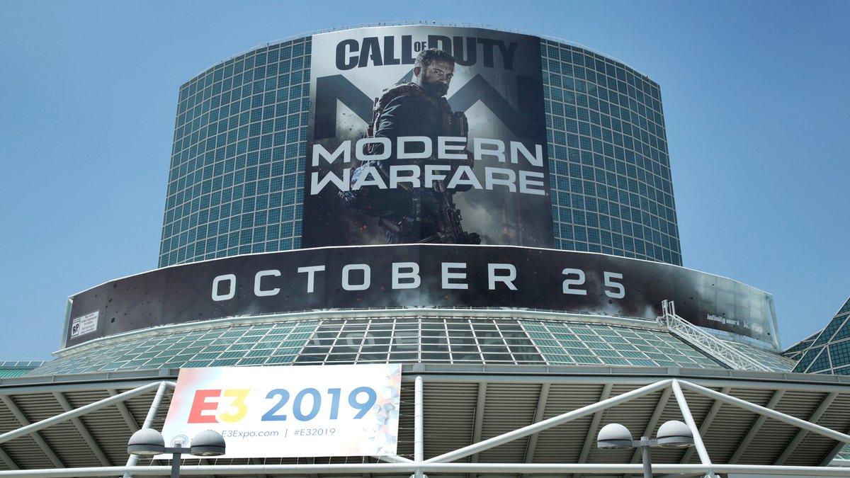 Call of Duty Modern Warfare E32019