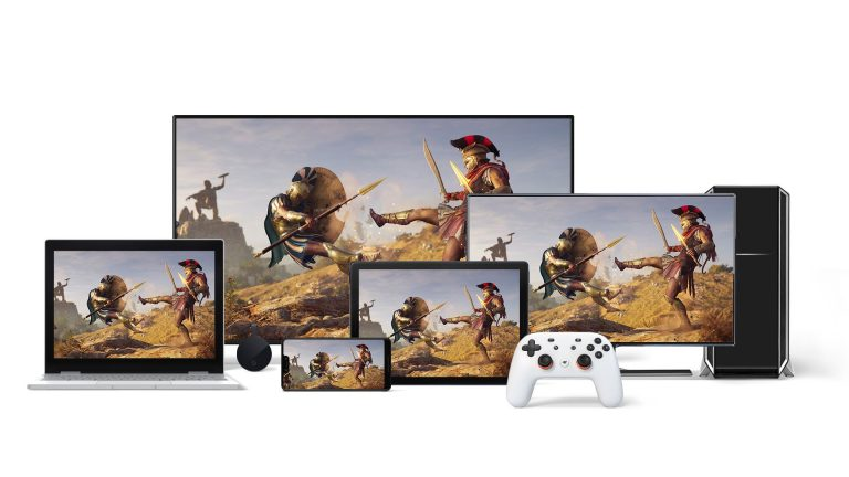 Google Stadia Devices