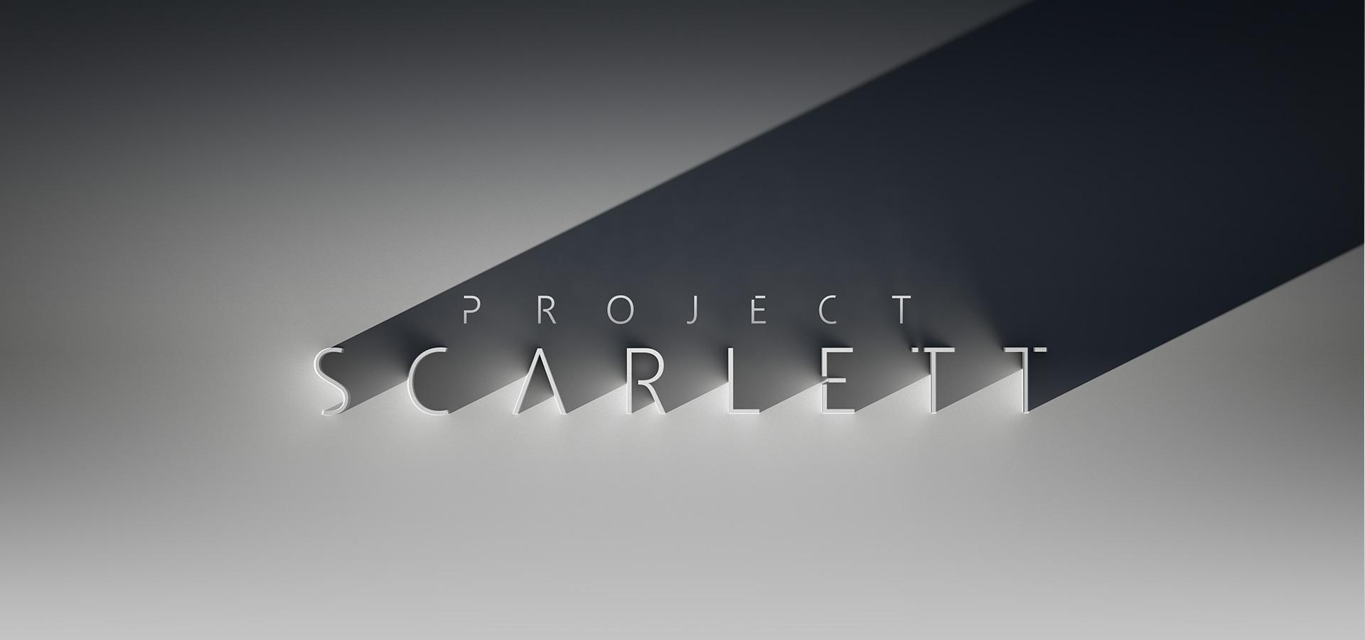 Project Scarlett 2019