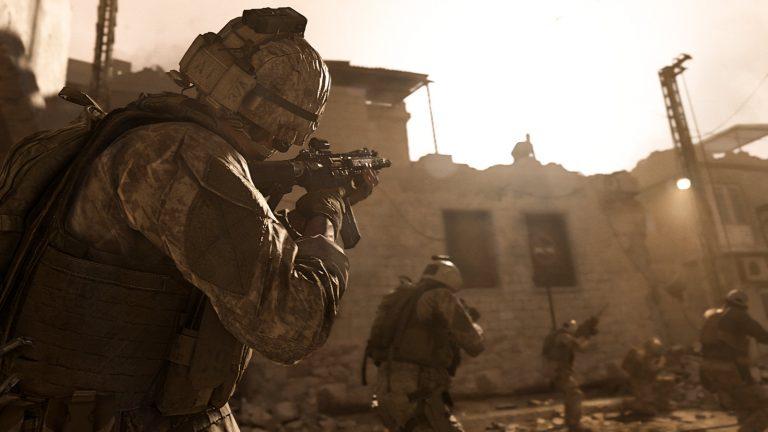 Call of Duty Modern Warfare Armed