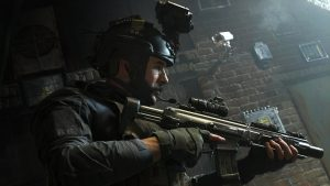 Call of Duty Modern Warfare Ready To Breach