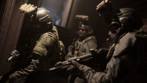 Call of Duty Modern Warfare Soldiers