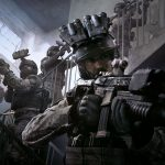 Call of Duty Modern Warfare Stairs
