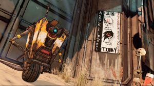 Claptrap in Borderlands 3