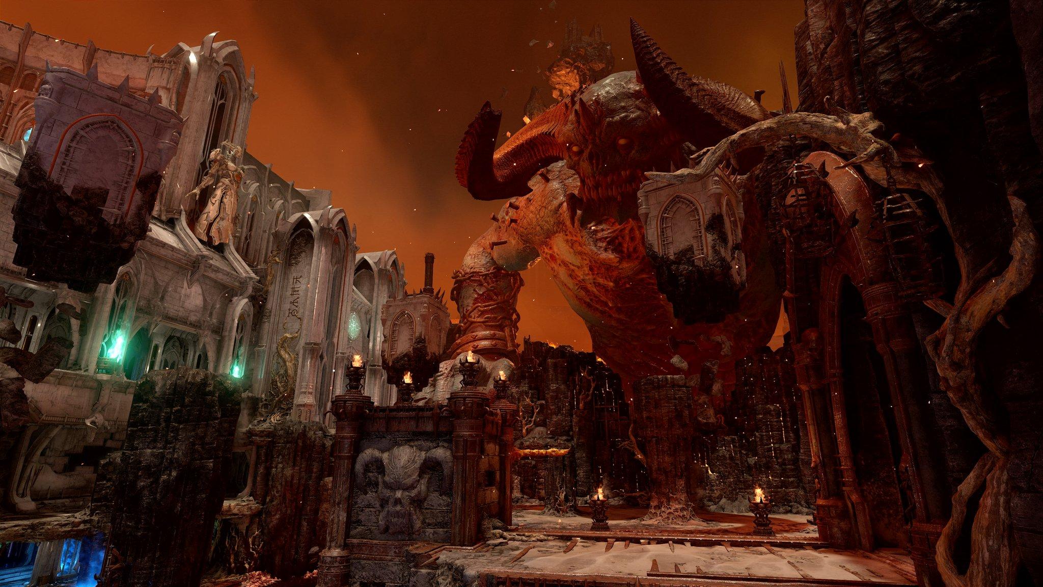 Doom In Hell