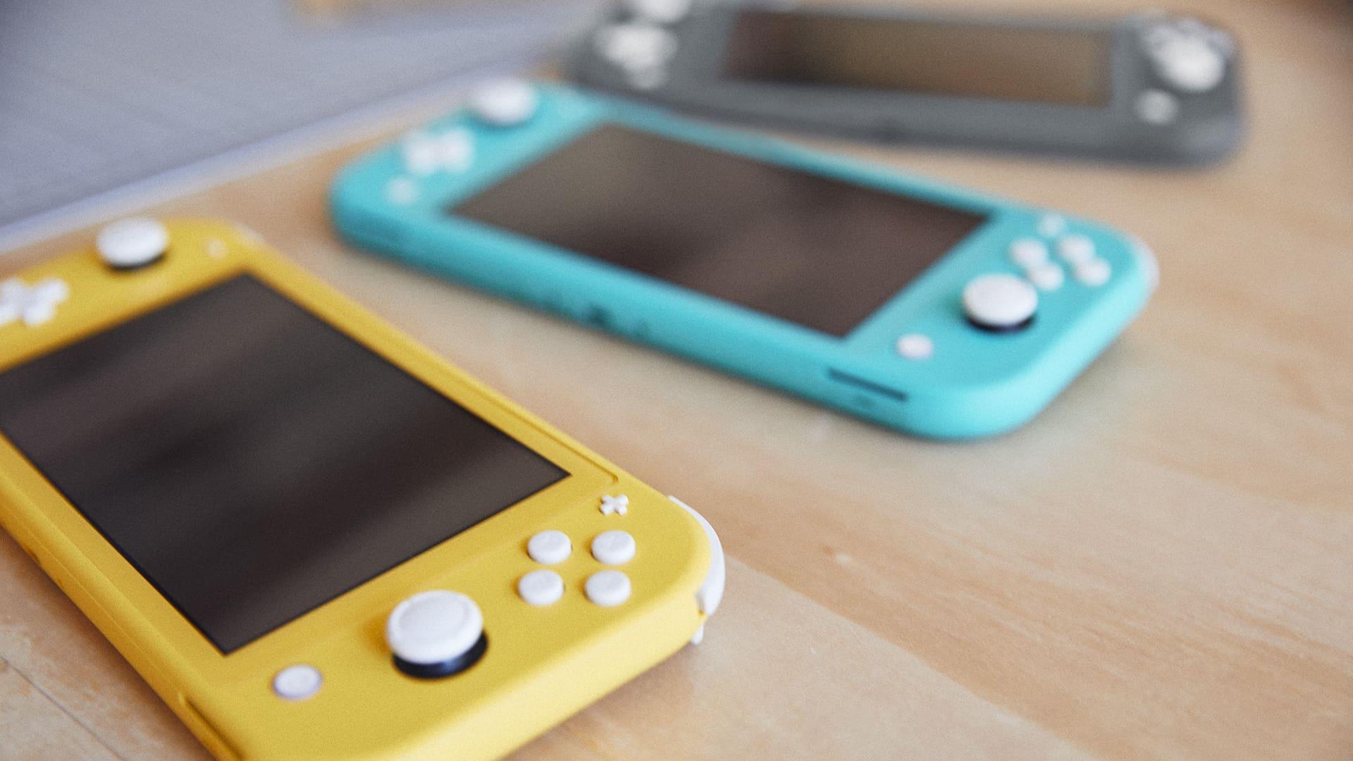 Nintendo Switch Lite Announced