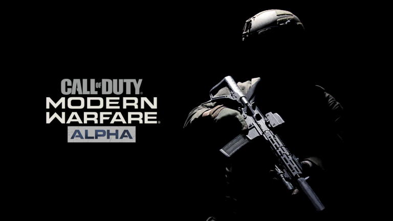 COD Modern Warfare Open Alpha 2v2