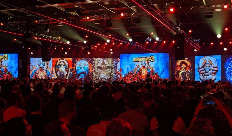 Gamescom 2019 BL3