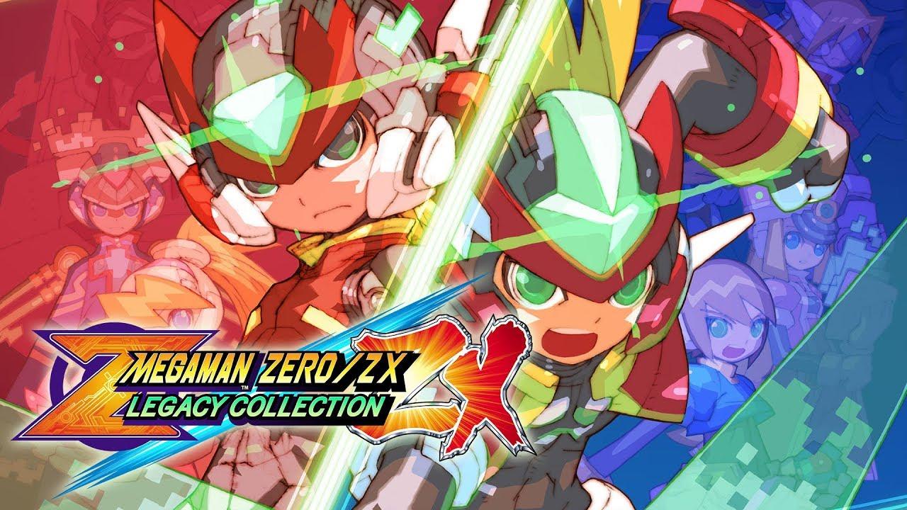 Mega Man Zero ZX Collection