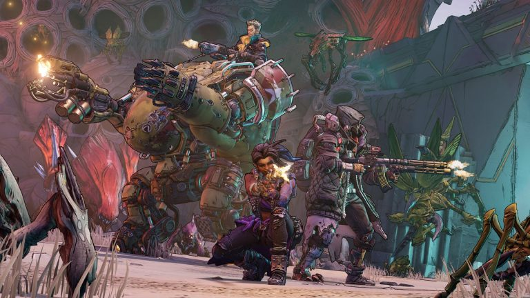 Borderlands 3 Launch